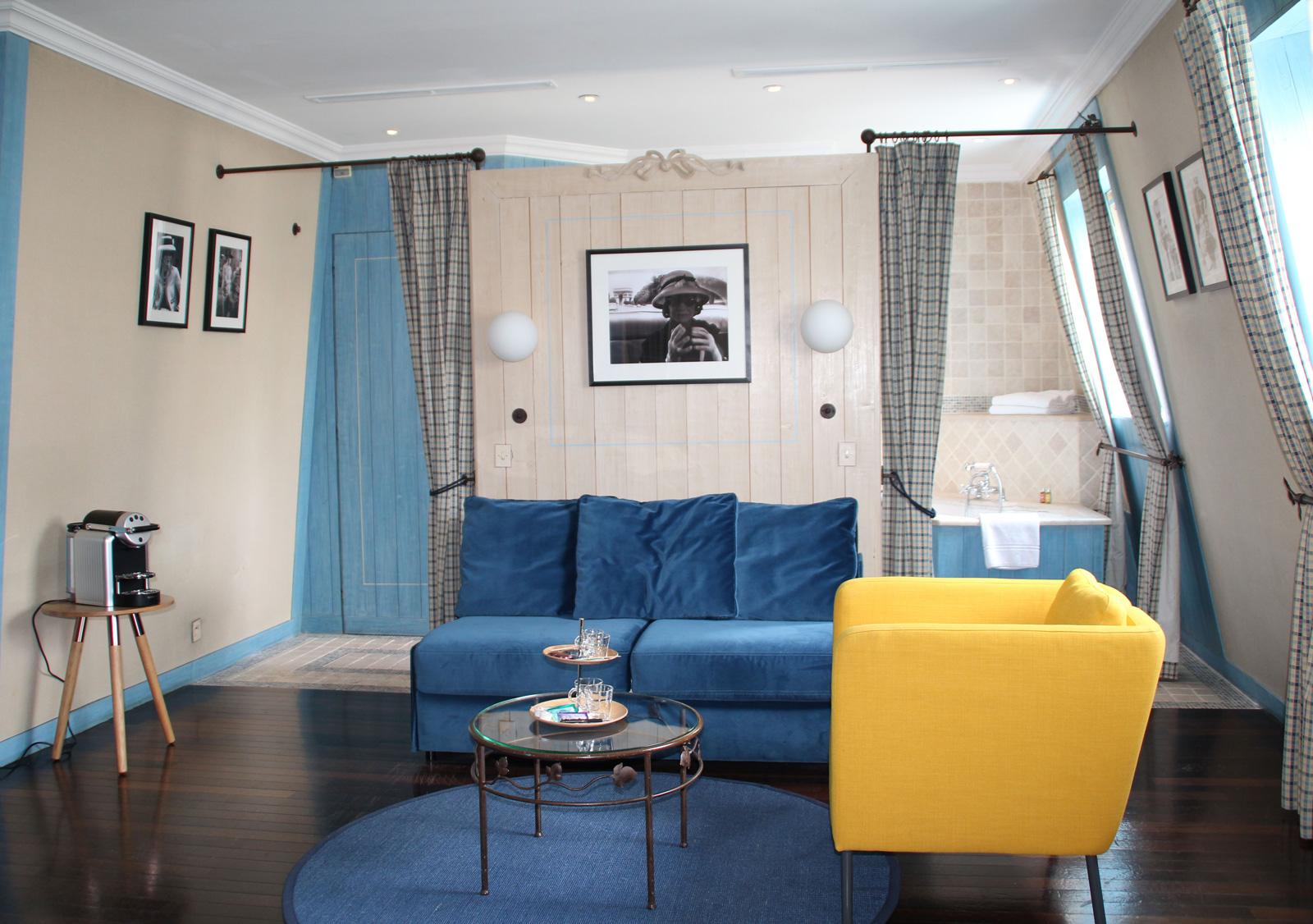 Junior Suite Blue