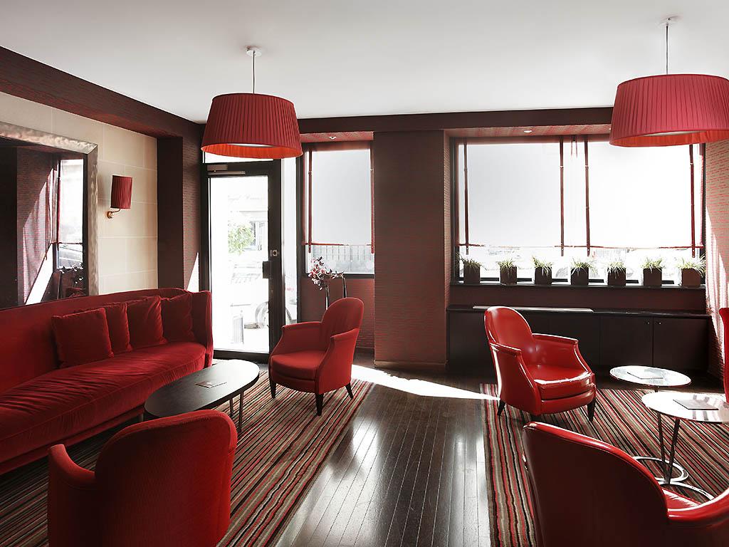 Photo gallery design hotel elysees regencia paris 4 for Maxim design hotel 3 star superior