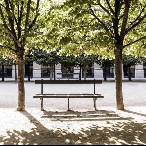 Jardins du Palais Royal, Grand Hôtel du Palais Royal, Paris 1er