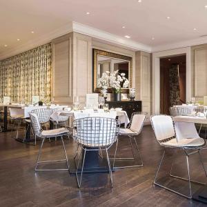 Le Lulli, restaurant, décoration, Grand Hôtel du Palais Royal, Paris 1er