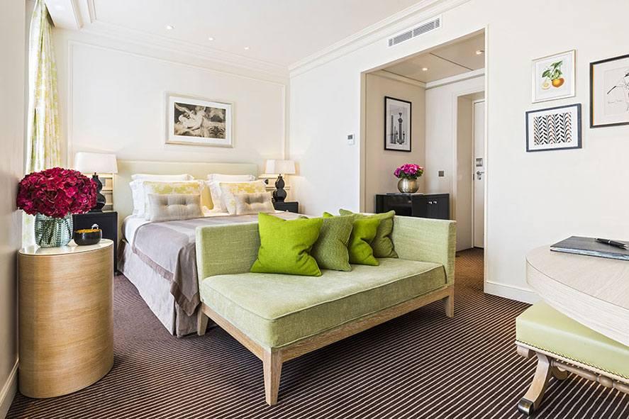 Room, overview, Grand Hôtel du Palais Royal, Paris 1st