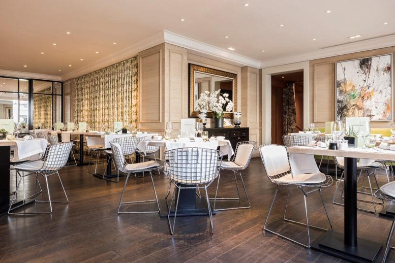Le Lulli, restaurante, chef, Grand Hôtel du Palais Royal, Paris 1er